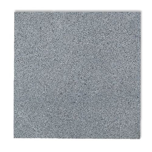 Coeck graniettegel gevlamd en geborsteld 40 x 40 x 2 cm grijs