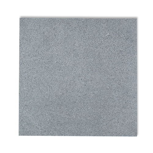 Dalle en granite Coeck brûlé et brossé gris 60 x 60 x 2 cm