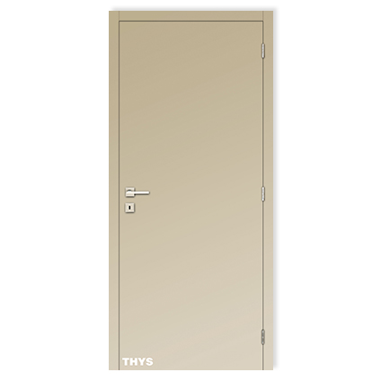 Thys deurgeheel 'Concept 10' tubespaan schilderbaar 63cm