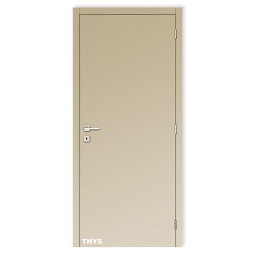 Bloc-porte Thys 'Concept 10' tubulaire à peindre 68cm