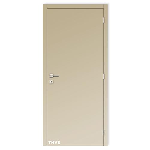 Bloc-porte Thys 'Concept 10' tubulaire à peindre 73cm