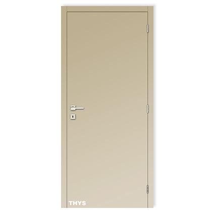 Thys deurgeheel 'Concept 10' tubespaan schilderbaar 78cm