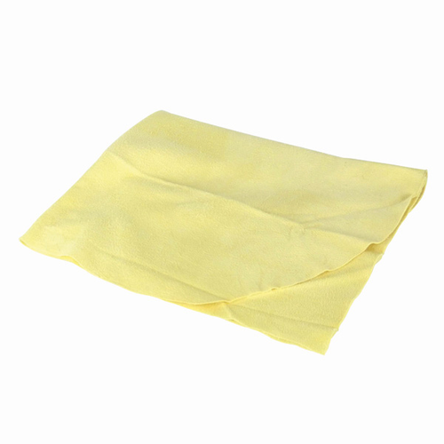 Peau de chamois naturelle Protection 40 x 35 cm
