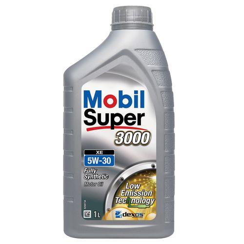 Huile de moteur Mobil 'Super 3000 5W30' 1 L