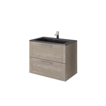 Meuble sous-lavabo Allibert 'Coventry' 80 cm