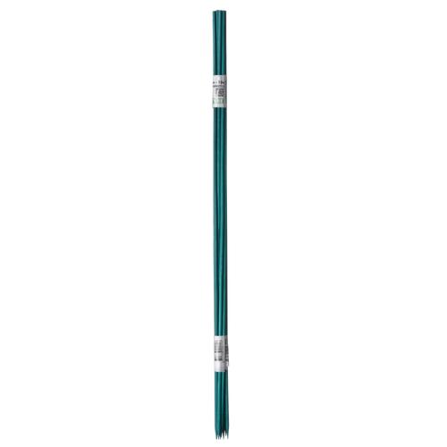 Tuteur bambou refendu Nature vert 50 cm – 10 pcs
