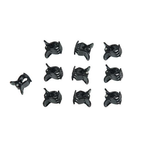 Nature orchidee clips – 10 stuks