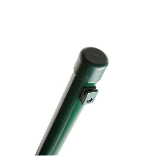 Giardino ronde paal met spandraadhouders groen 4x150cm