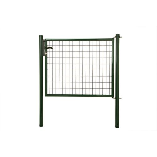Napoli poort H120 L125cm groen