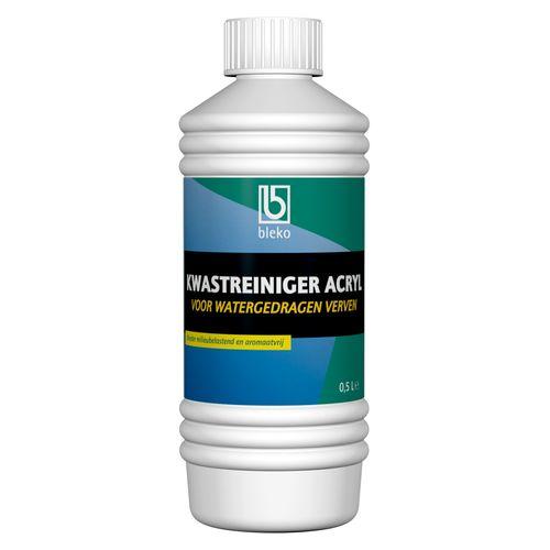 De Parel kwastreiniger acryl verf 500 ml