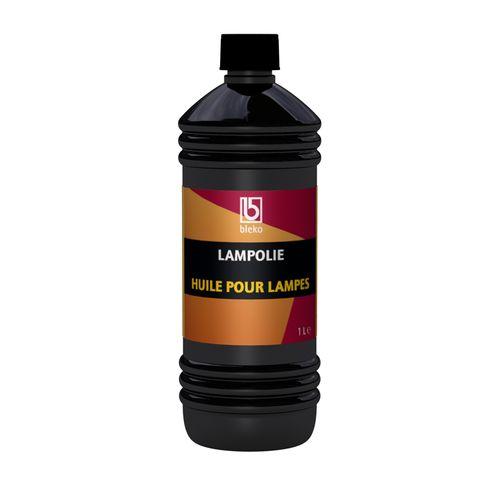 De Parel lampolie blank 1 L