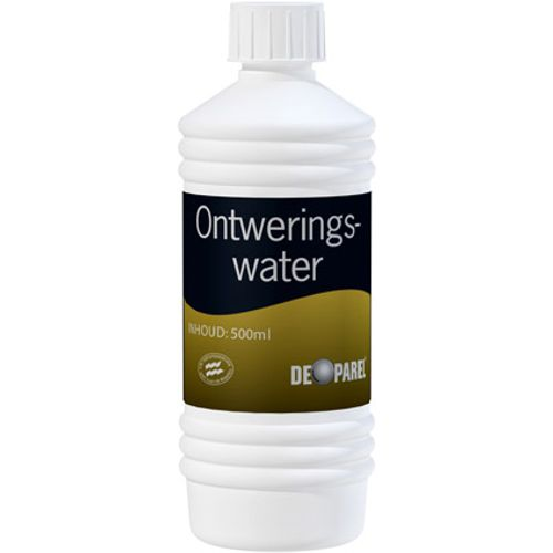 De Parel ontweringswater 500 ml
