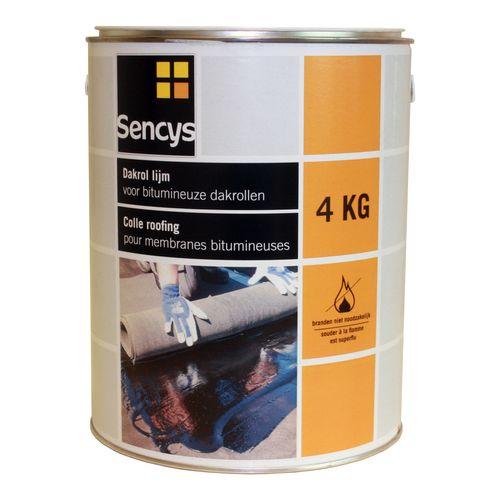 Sencys dakrol-lijm 4kg
