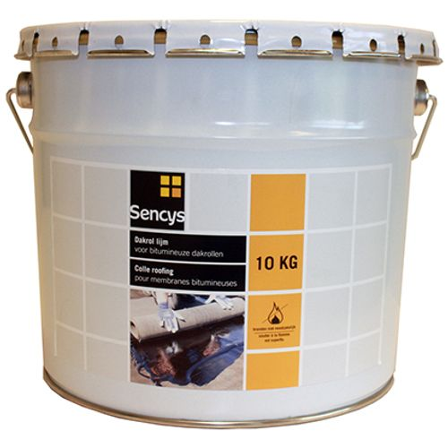 Sencys dakrol lijm 10 kg