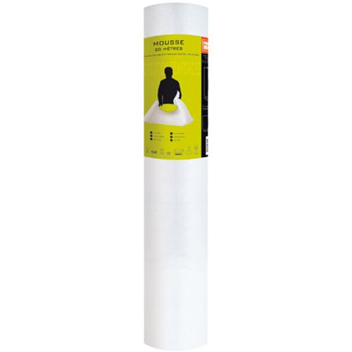 Rouleau de mousse de protection Pack & Move 80cmx20m