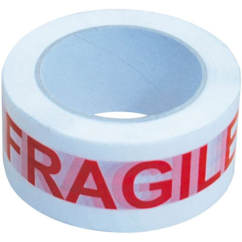 Ruban adhésif Pack & Move 'Fragile' 100m