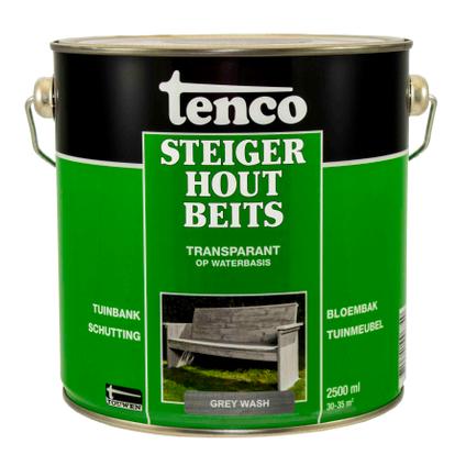 Tenco steigerhoutbeits grey wash 2,5L