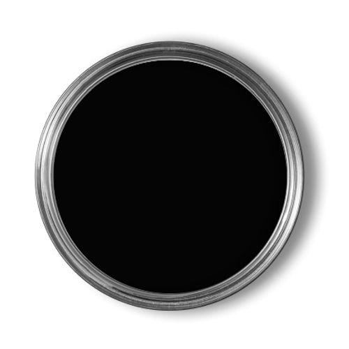 Histor muurverf Perfect Finish mat zwart 2,5L