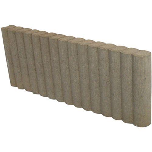 Decor palissade oker 66,5 x 25cm