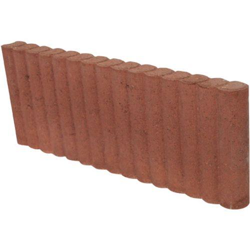 Decor palissade bruin 66,6 x 25cm
