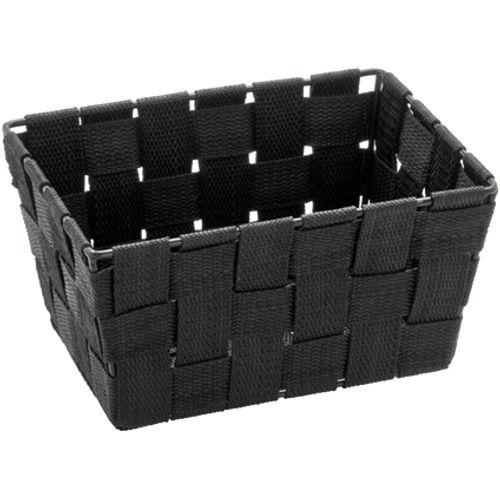 Mini panier Wenko 'Adria' rectangulaire noir
