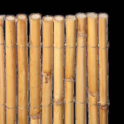 Videx balkonscherm Macao bamboe 90x300cm