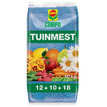 Compo tuinmest 12+10+18 10kg