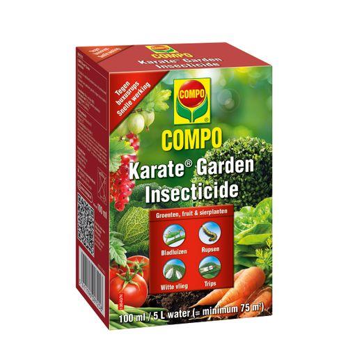 Compo insectenbestrijder Karate Garden concentraat 100ml