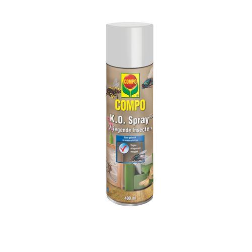 Compo K.O. spray Vliegende Insecten 400ml