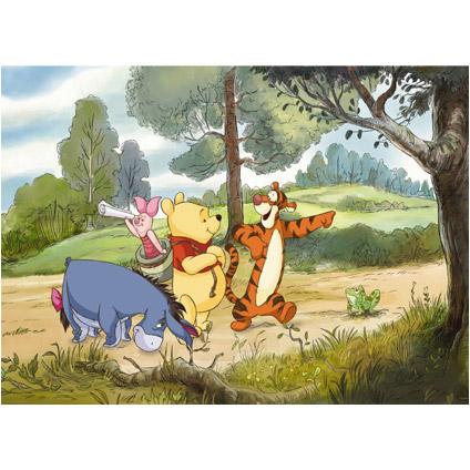 Komar sticker 'Winnie expedition' 254 x 184 cm