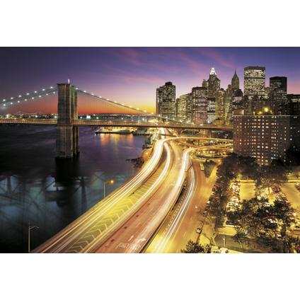 Komar fotobehang NYC Lights