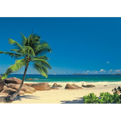 Fotobehang Seychellen