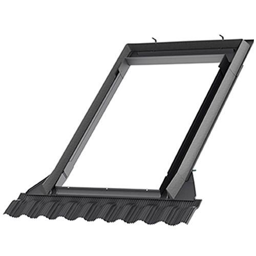 Raccord pour couverture tuiles avec cadre isolant Velux 98 x 55 cm