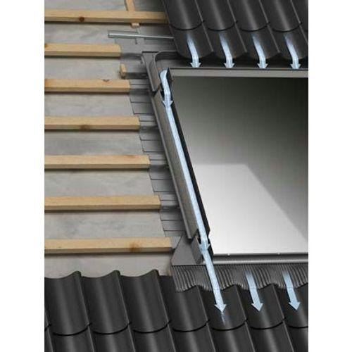 Raccordement pour fenêtre de toit individuelle Velux 'EDW UK04 0000'