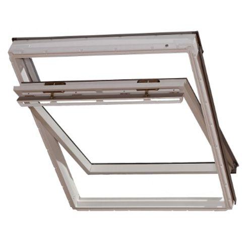 Fenêtre de toit à rotation manuelle Velux 'GGU MK04 0070' 78 x 98 cm