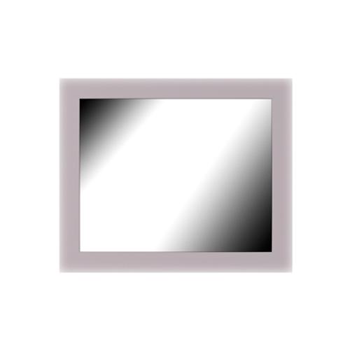 Spiegel 'Salsa' grijs 40 x 50 cm