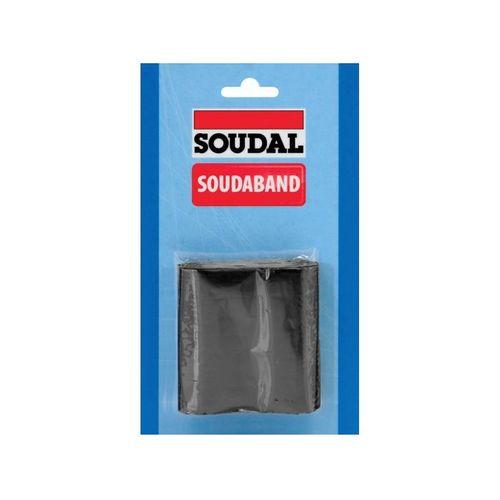 Soudal afdichtingsband 'Soudaband' lood 0,075x1m