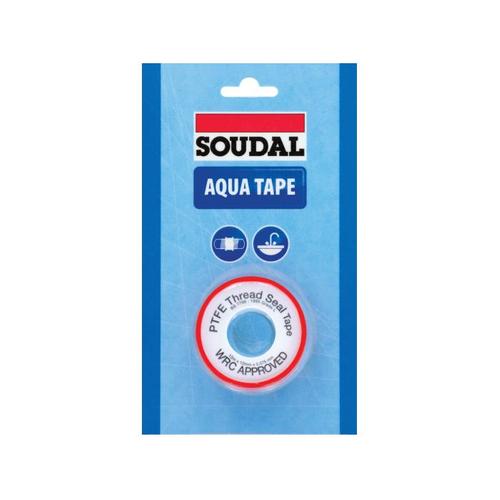 Soudal plakband 'Aqua Tape' 12mmx12m