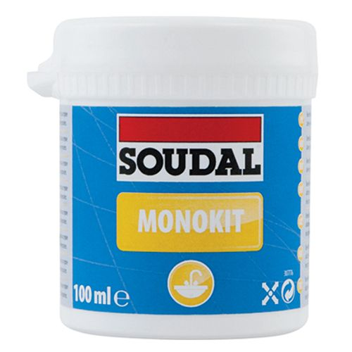 Soudal pot 'Monokit' 100 ml
