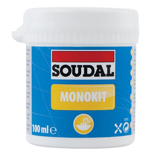 Soudal pot 'Monokit' 100 ml
