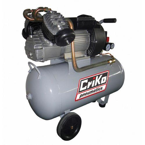 Criko compressor twee cilinders 50L