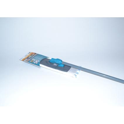 Balai microfibre Sencys et manche téléscopique