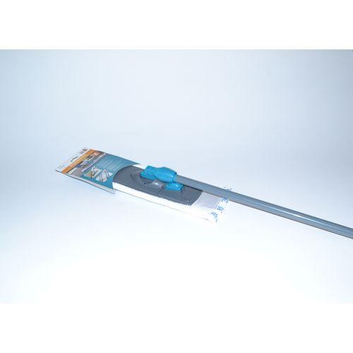 Microvezel vlakreiniger met telescopische steel