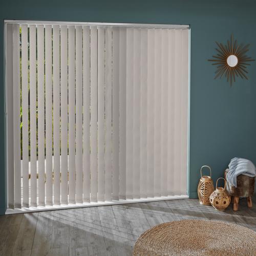 Lamelles Madeco uni calcaire 8,9 x 280 cm – 5 pcs