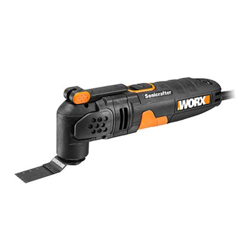 Worx multitool 685.11 250W incl. accessoires