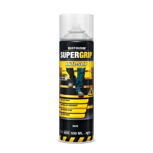 Aérosol antidérapant Rust-oleum Supergrip® transparent 500ml