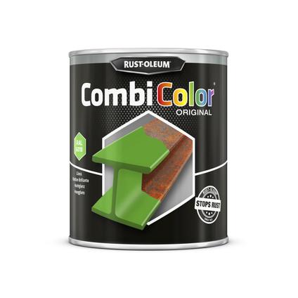 Peinture Rust-Oleum 'Combi Color' vert deutz brillant 750ml