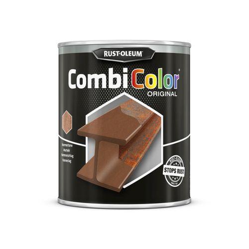 Peinture Rust-Oleum 'Combi Color' martelée cuivre 750ml