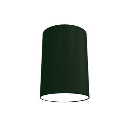 Home Sweet Home lampenkap 'Tube' zwart Ø 30 cm