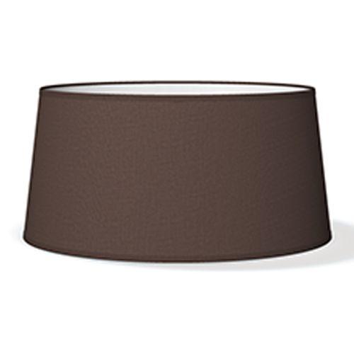 Abat-jour Home Sweet Home 'Vino 22' brun Ø 45 cm